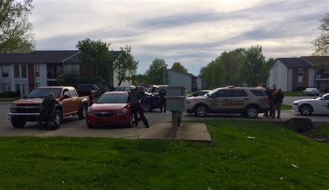 garden quarter terre haute homicide suspect and a terre haute officer die