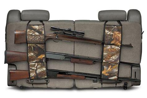 gun racks for trucks classic seat back gun rack classic accessories truck gun rack