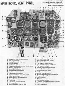 105b Main Instrument Panel  Source  F