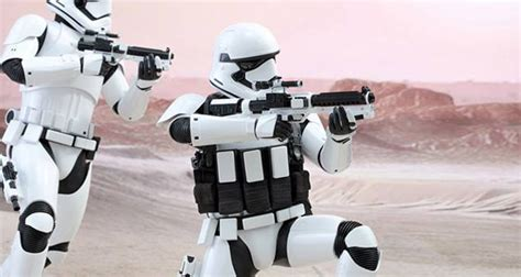 star wars vii stormtrooper de la primera orden jakku de