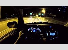 2015 Toyota 4Runner TRD Pro WR TV POV Night Drive YouTube