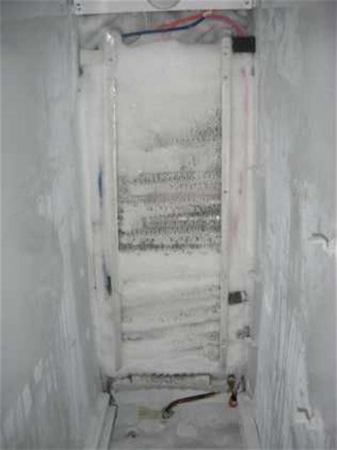 refrigerator defrost problem diagnostics