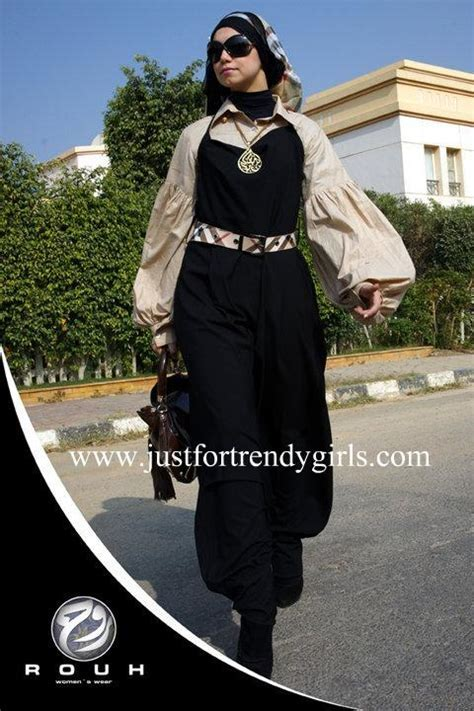 Hijab fashion by Rouh store Just For Trendy Girls   Just