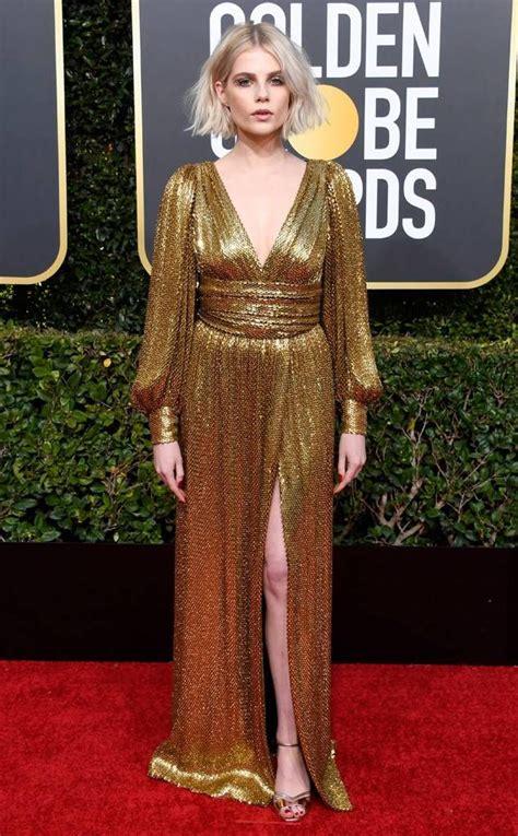 abiti da tappeto rosso boynton from 2019 golden globes carpet fashion