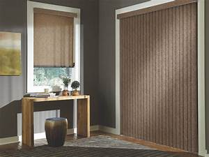 Blinds, Shades & Shutters for Sliding Glass Doors - Bamboo