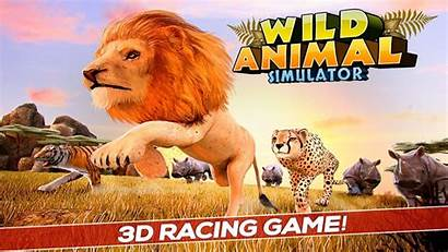 Animal Simulator Games Wild 3d Simulation Android