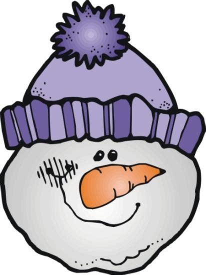 Snowman Head Clip Art