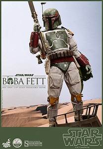 Star Wars Boba Fett Quarter Scale Figure by Hot Toys ...