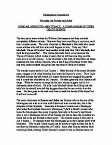 How To Write A Proposal Essay Paper Essay Comparing Macbeth And Lord Of The Flies Lady Macbeth Ambition Essay Essay Science And Religion also Healthy Living Essay Macbeth Comparison Essay College Confidential Sat Essay Macbeth And  Essay On Healthcare