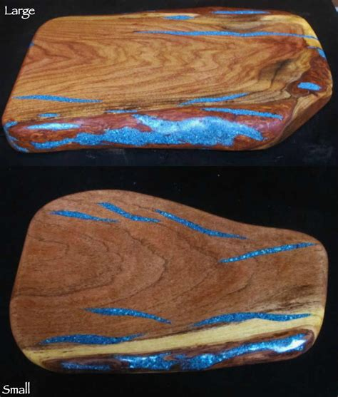 mesquite l with turquoise inlay mesquite wood cutting boards with inlaid turquoise