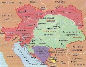 """Le Printemps des peuples """" : l'Europe centrale La Jaune et la Rouge"""