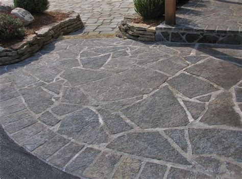 what are flagstones hickory gray flagstone semco outdoor landscaping natural stone supply