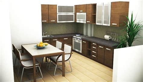 10 Desain Ruang Makan Dan Dapur Rumah Minimalis Terkini