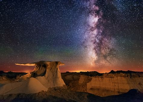 Lightcrafter Photography Winged Hoodoo The Bisti