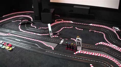 Carrera Digital 124  40m Dark Side Homecinema Racing