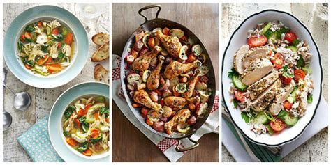 the best dinner recipes 67 best chicken dinner recipes 2017 top easy chicken dishes country living