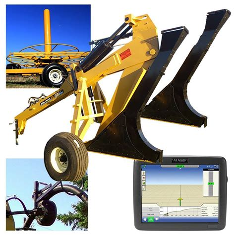 gold digger tile plow soil max gold digger tile plows for sale in w canada