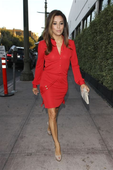 amazing street style combinations  eva longoria