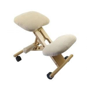siege assis genou siège ergonomique assis genoux vivre mieux la boutique