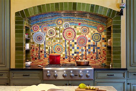 fancy kitchen backsplash chateau inspired family home eclectic kitchen 3668
