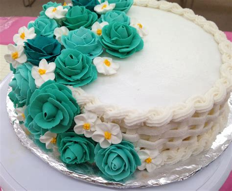 wilton   cake completed lemon cake  raspberry