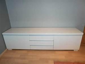 Tv Unterschrank Ikea : ikea tv bank unterschrank wei weiss hochglanz besta burs ~ Watch28wear.com Haus und Dekorationen