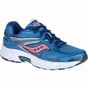 Saucony Women U0026 39 S Cohesion 9 Running Shoes  Wide