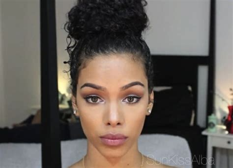 Best 25+ Mixed Girl Hair Ideas On Pinterest