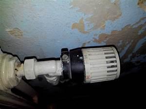 Vanne Thermostatique Pour Radiateur Fonte : vieux radiateurs en fonte avec une sonde ext rieure ~ Premium-room.com Idées de Décoration