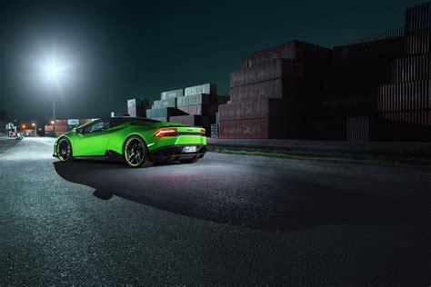 Lamborghini Huracan 4k Ultra Fondo De Pantalla Hd