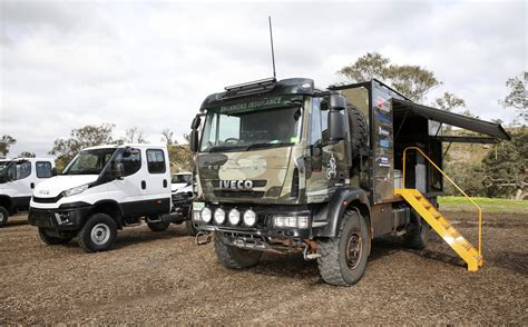 The Worlds Best Offroader? Iveco Daily 4x4 Tinadhcom