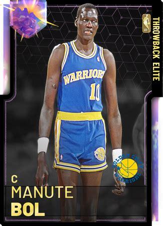 manute bol  myteam galaxy opal card kmtcentral