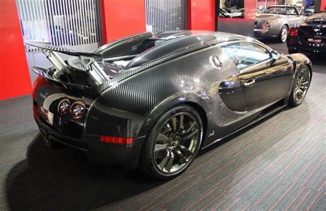 Mansory Tuned Bugatti Veyron On The Market