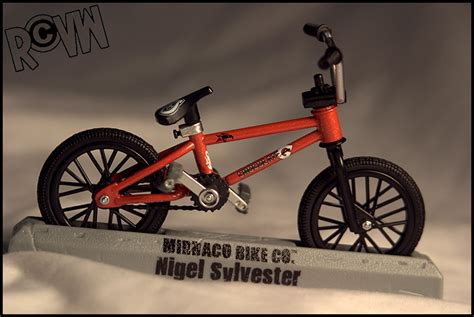 Tech Deck Bmx Finger Bikes by Toys Radcollector