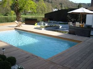 prix piscine bois enterree installation de piscine en bois piscine enterr 233 e ou semi