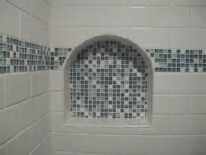 pendant kitchen island lights glass arched shower niche mosaic bathroom new york