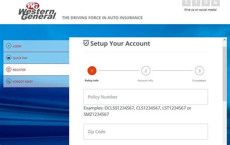 General insurance is here to help you with all of the specific needs you may have for coverage that keeps you safe and secure as well as the more general liabilities that can arise as finally an online insurance solution that saves me time. Western General Insurance Login To Make a Payment