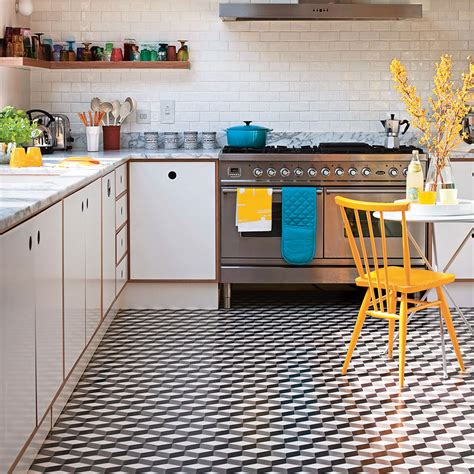 kitchen flooring ideas for a floor thats