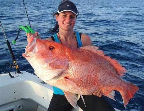 snapper texas fish gulf season caught record outdoors she restrictions allred tracy inch water miles anglers seeing closed local express
