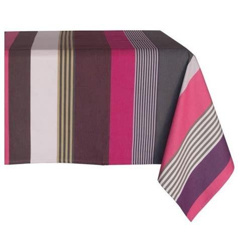 nappe coloris ottoman poudre linge basque marque quot tissage de luz quot