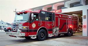 Pierce Hits Milestone With Delivery To Appleton Fire Department
