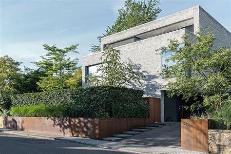 Moderne Architektur Häuser Am Hang by Wohnhaus Am Hang Ddj Architekten Interessantes