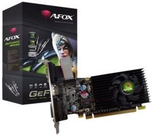afox nvidia geforce  gb ddr desktop graphics card