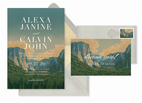 15 Unique Wedding Invitations You're Sure to Love STATIONERS