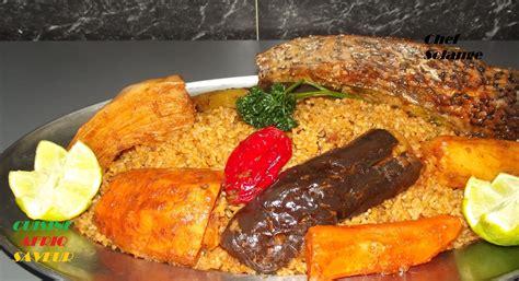 recette cuisine africaine image gallery la cuisine africaine