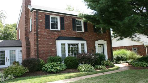 red brick house trim colors red brick house trim colors red brick colonial homes treesranchcom