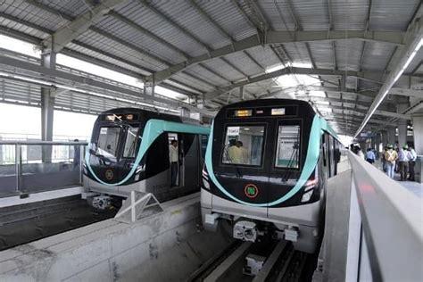 Noida Metro Seeks Commuters' Views To Help Improve Its ...