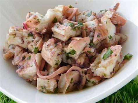 cuisiner le calamar recettes de calamars
