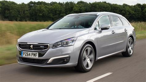 Peugeot 508 Sw by Peugeot 508 Sw Review Top Gear