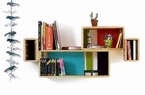 Etagere Murale Chambre : etagere chambre enfant conceptions de maison ~ Preciouscoupons.com Idées de Décoration
